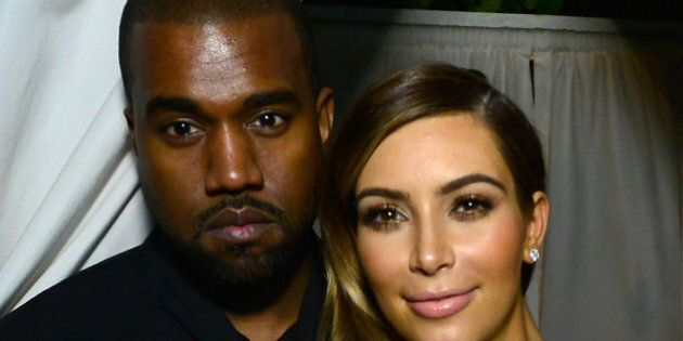 Kanye's Extreme Security Plans For Kimye Wedding Include Retinal Scanners