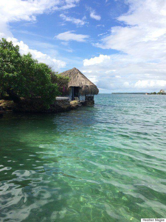 Unwinding Under A Million Stars On Colombia's Isla