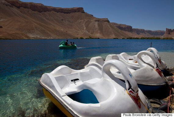 Paddle Boats Of Afghanistan: A Country Of