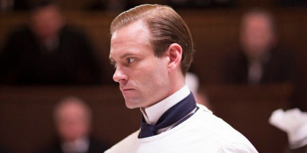 Eric Johnson On 'The Knick,' Graphic Surgery Scenes And Why You'll Probably Hate