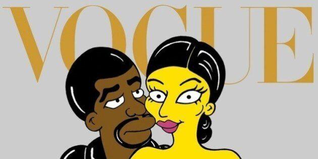Kim Kardashian, Kanye West Get
