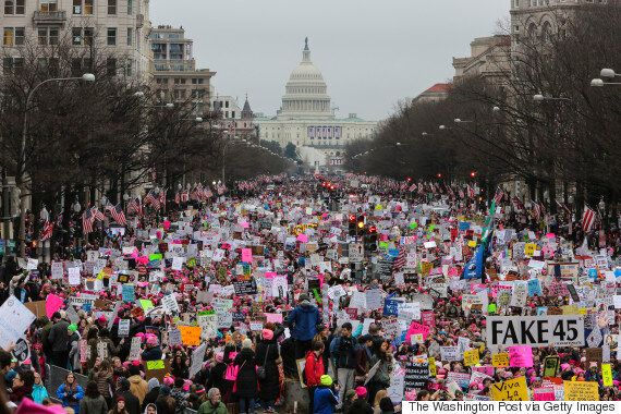 Remember The Women's March When Times Are