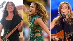 40 Hottest Female Musicians Over