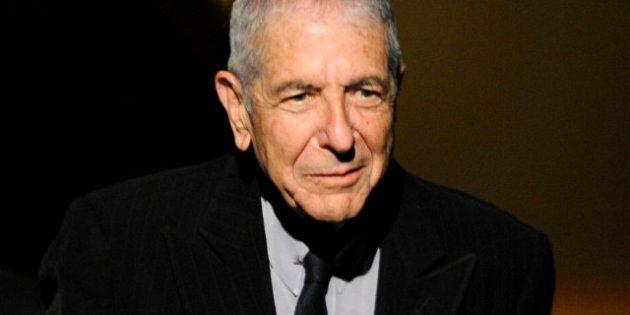 New Leonard Cohen Album Weeks