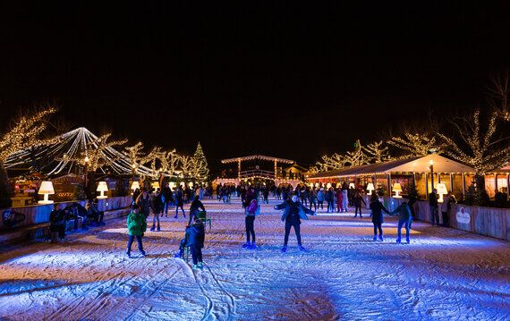 Lace Up Your Skates: The World's Coolest Ice-Skating