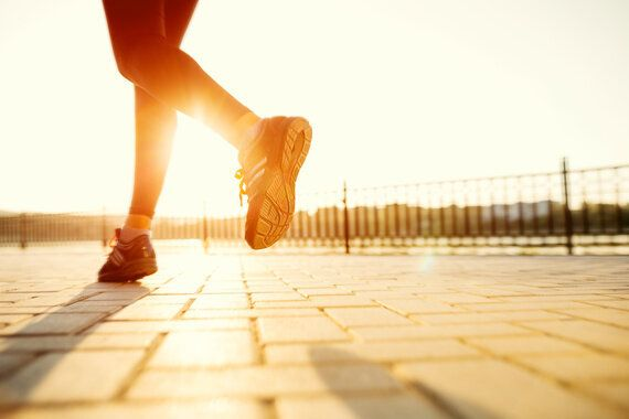 Keeping New Year's Resolutions Is A Marathon, Not A