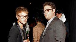 Bieber To Seth Rogen: 'Sorry I Didn't Bow