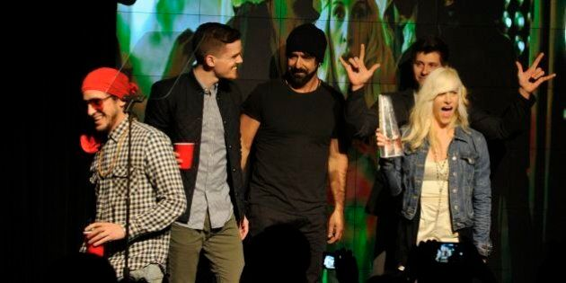 CMW 2014: Walk Off The Earth Walk Off With Four Canadian Radio Music