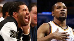 Drake's Big Mouth Gets The Raptors In