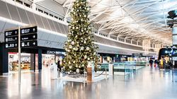 Festive Flying: 7 Best Decked Out Airports In The