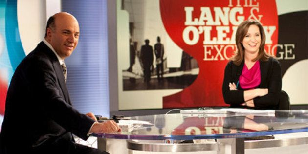 Kevin O'Leary Quits CBC's 'The Lang & O'Leary