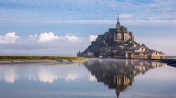 Magnificent Mont-Saint-Michel Beckons In