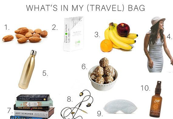 What's In My Travel