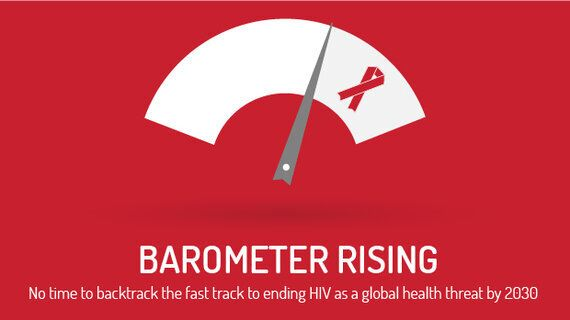 There's No Time To Backtrack The Fast-Track To Ending AIDS By