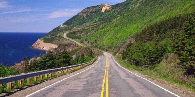 Great Road Trips Ideas In Canada: 9 Routes To Get You Pumped For The