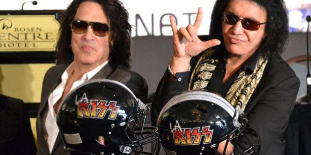 '4th And Loud' Review: Gene Simmons And Paul Stanley Know How To Put On A
