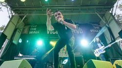 NXNE Day 2: Future Islands On An Island, Pusha T Says His Name, Macaulay Culkin Plays