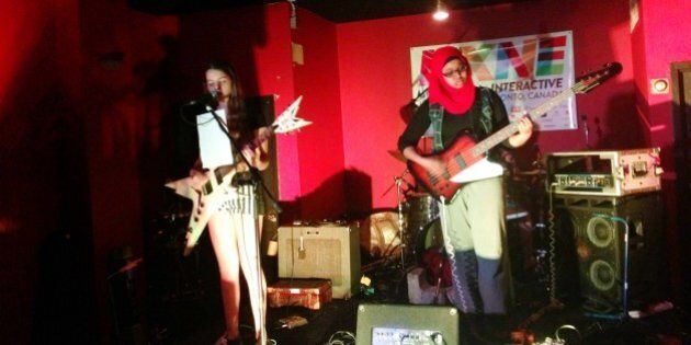 NXNE Reviews: Unfinished Business' Girl Punk, Rhye's Contrato Croon, Kelela's Electro Soul, Alvvays'...