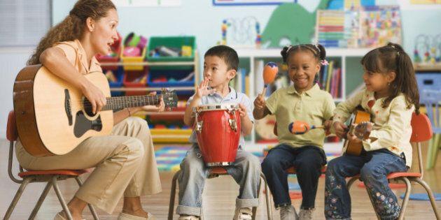 Not Enough Music Teachers In Ontario Elementary Schools: