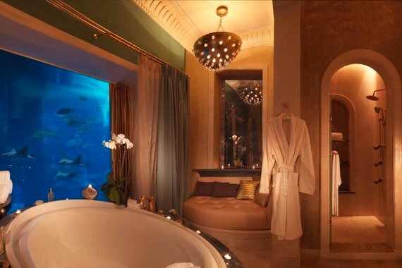 7 Jaw-Dropping Bathrooms Across The