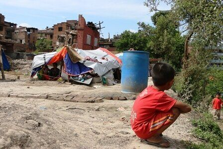 Kids Are Still Recovering From the Nepal