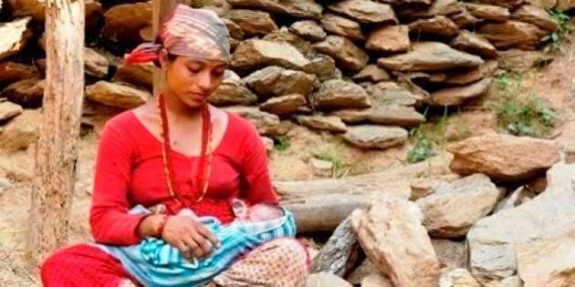 What Childbirth Is Like in the Aftermath of Nepal's