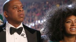 Jay-Z And Solange Seen Shopping Together All