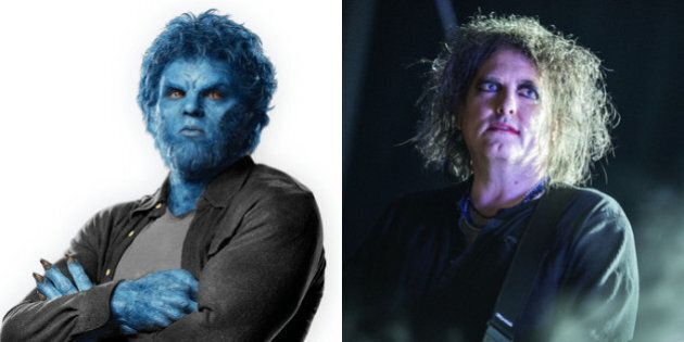 What If... 'X-Men: Days Of Future Past' Starred All Musicians? We Recast The