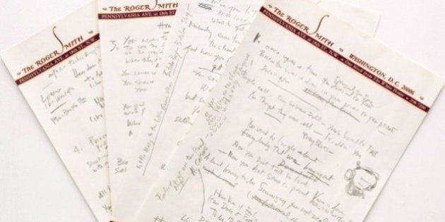 Most Expensive Music Auction Items: Bob Dylan's Lyrics, Lennon's Car And Elvis' Hair, Oh