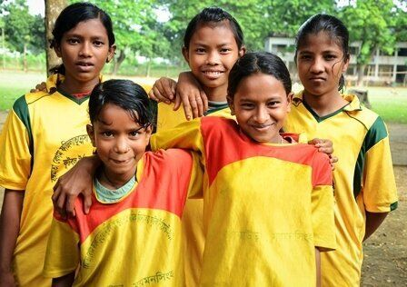 Sports Can Give Girls Around the World the Chance to