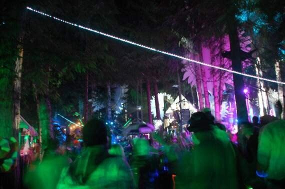 Rave Safety, Metaphysical Moby And Life Changing Moments at BC's Shambhala Music