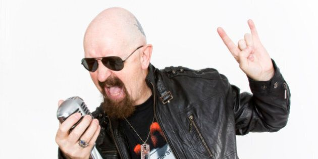 Judas Priest's Rob Halford Talks Pride, Gay Rights And Lady
