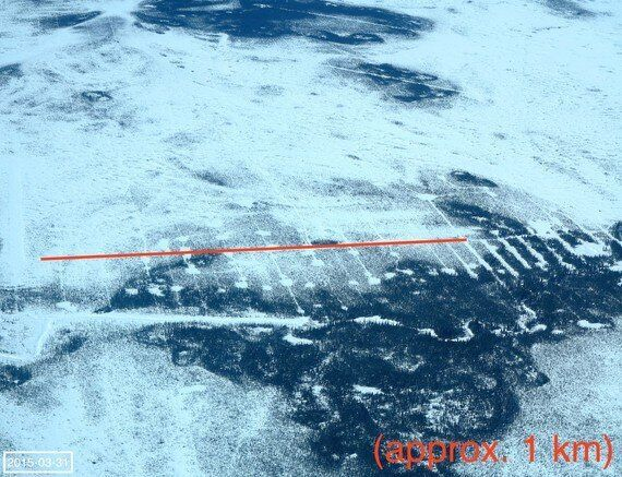 New Photos Reveal Damage Done by Ring of Fire Mineral