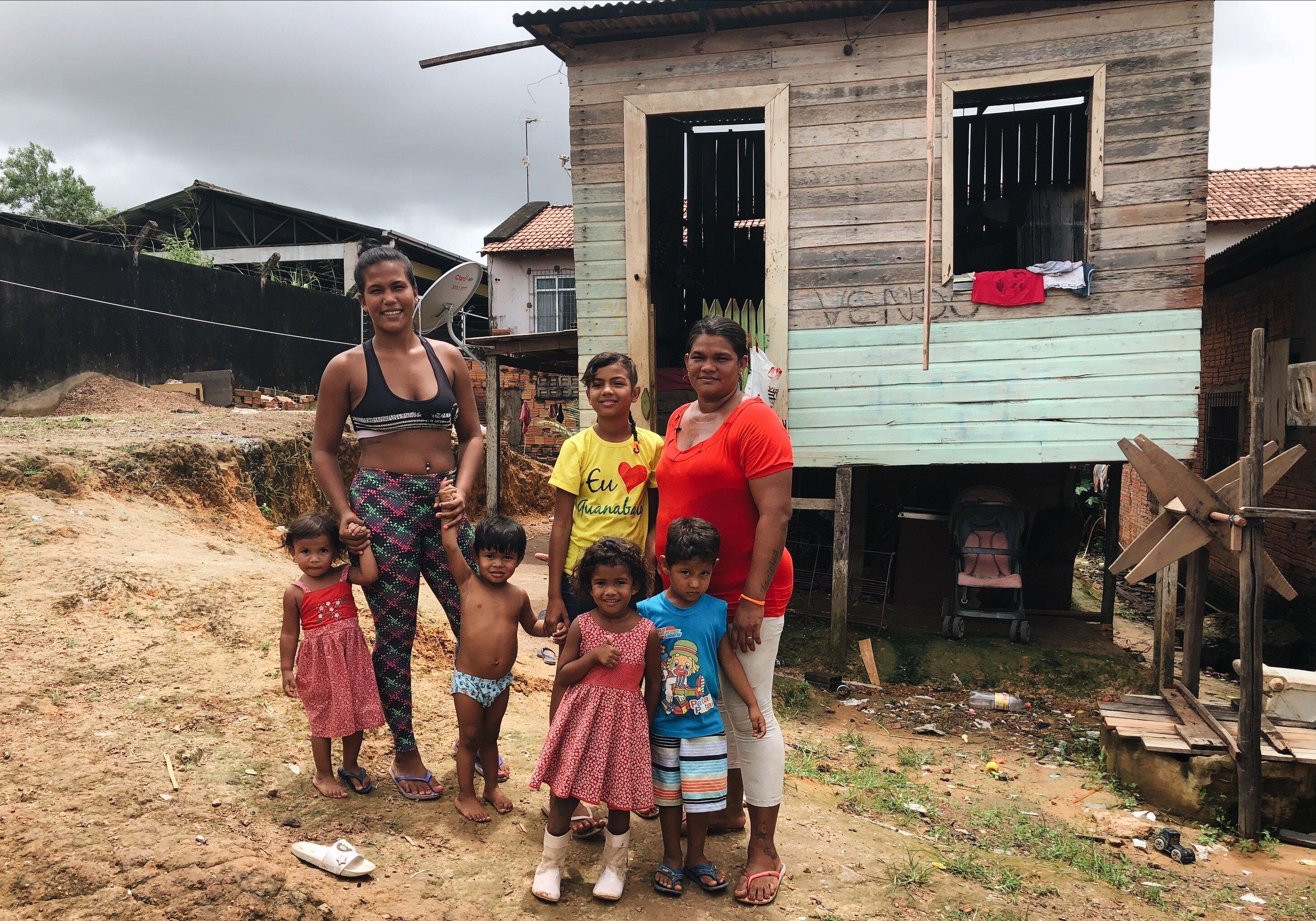 O destino irreversível das mães que vivem no Amapá, estado com pior cobertura de