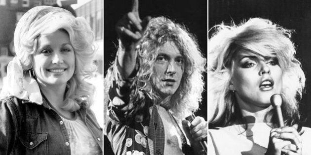 '70s Musicians Then And