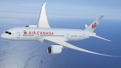Air Canada's Newest Fleet Addition Lands In