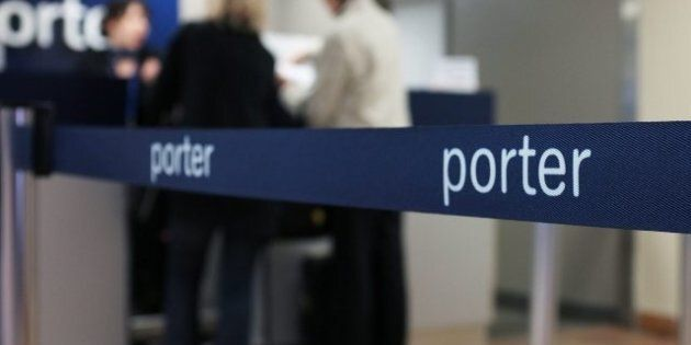 Porter Airlines Bag Fee Likely To Be Matched, Air Experts