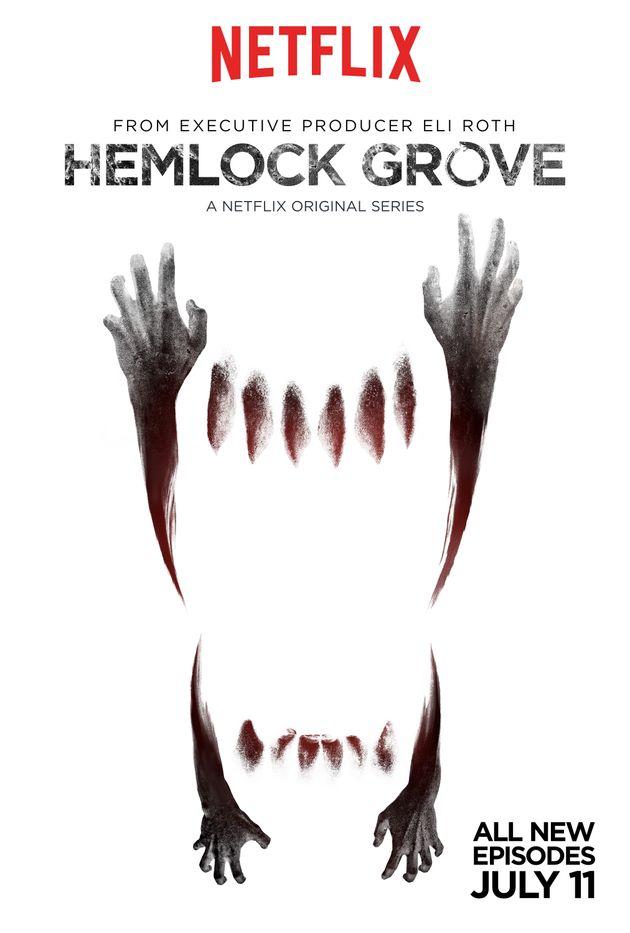 'Hemlock Grove' Season 2: Netflix Bares Fangs In New Poster