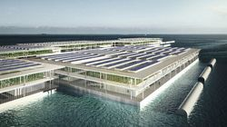 This Floating Solar Farm Could Change The Way We Grow