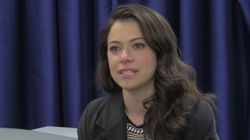 Tatiana Maslany Loves The LGBT Community So Much It Makes Her