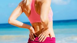 How to Maintain Back Health While