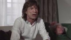 WATCH: Mick Jagger Mocks 'Wrinkly, Old' Monty Python