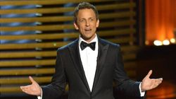 WATCH: Whew. Seth Meyers Brings The