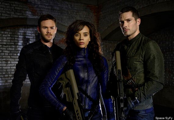 'Killjoys' TV Show: First Look At Interplanetary Space Drama