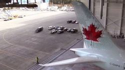 WATCH: How You Build A Plane In Under 3