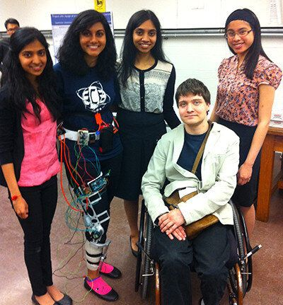 I, Robot Leg: These U Of T Students Are Walking People With Disabilities Into A New