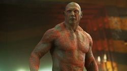 So, It Turns Out Drax Has Sensitive