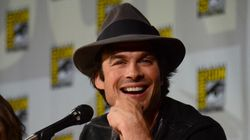 That Weird Story Ian Somerhalder Told At Fan