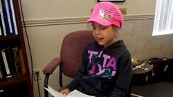 Ojibwe Girl With Cancer Can Refuse Chemo: Children's