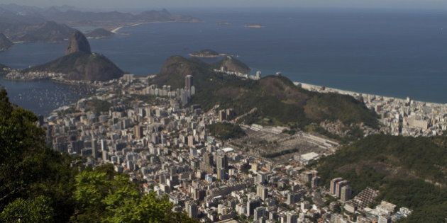 Rio Rising: Why This Brazilian Metropolis Is About To Become A Major Tourist